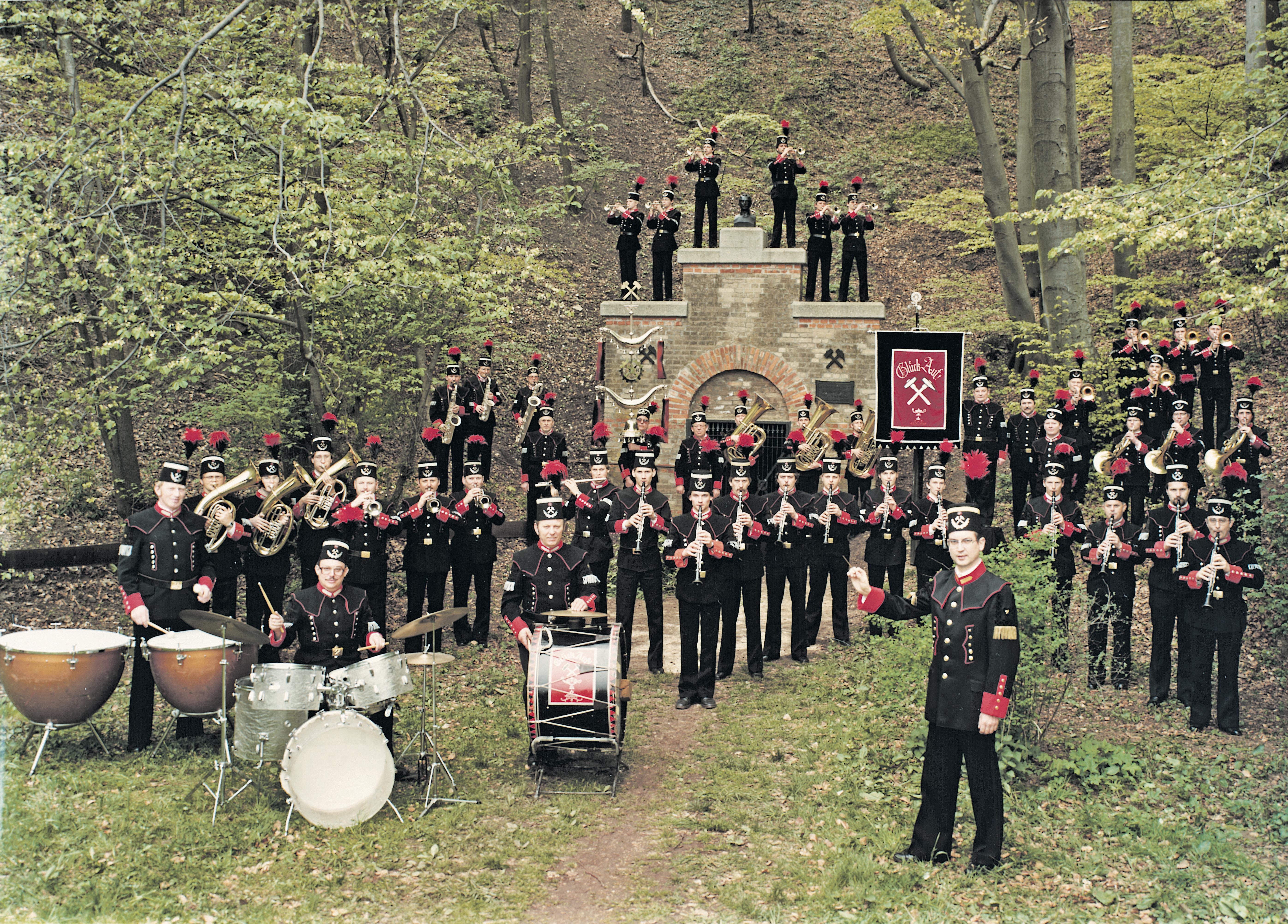 SHW Bergkapelle Geschichte